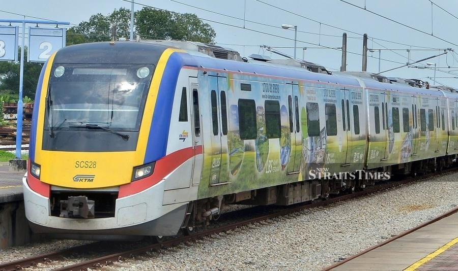 KTM Komuter to use new schedule from Tuesday | New Straits Times