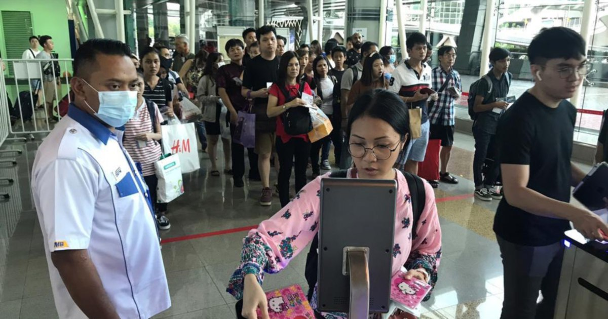 Coronavirus: KTMB to follow Health Ministry guidelines at Johor, Perlis main stations