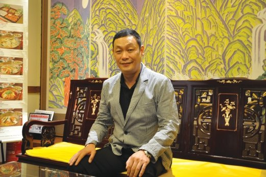 Yoon Sun Kyu is the chief operating officer of Daorae Korean BBQ Restaurant and also chairman of the Korean Society in Malaysia