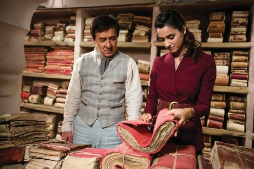 Kung Fu Yoga, action comedy with goodwill messages | New