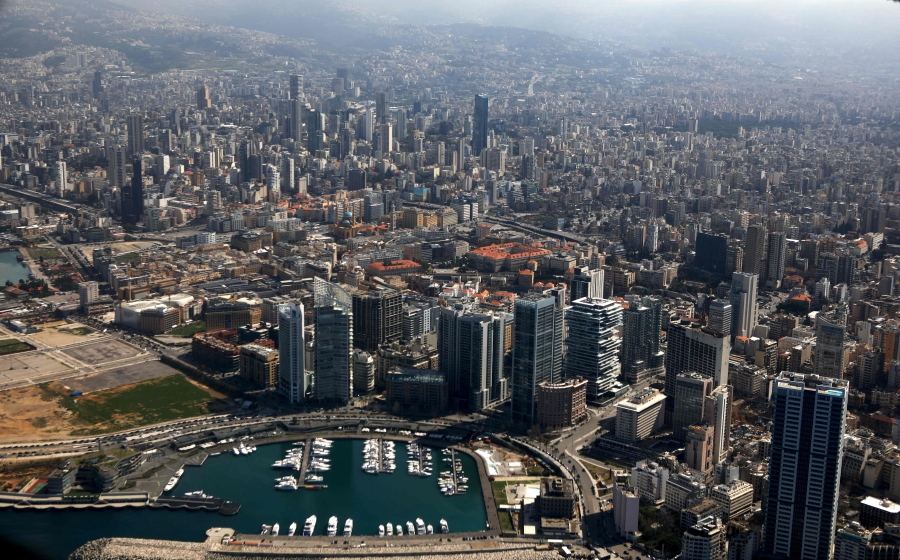 Lebanon freezes assets of 20 banks