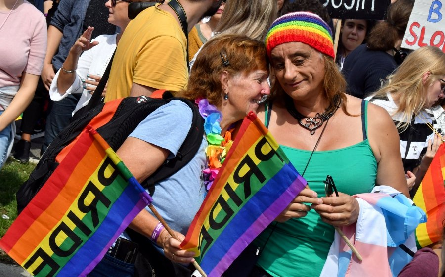 Bosnians march in first Gay Pride parade | New Straits