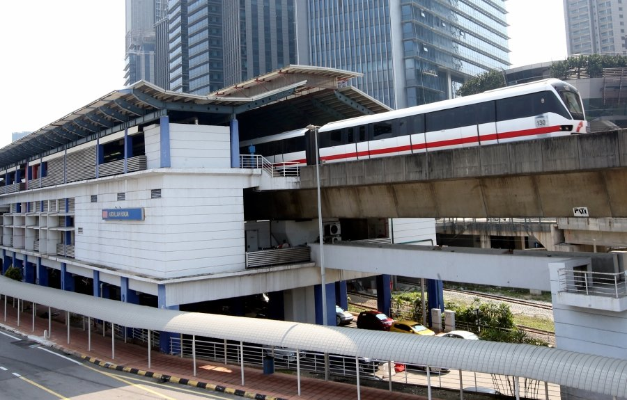 Two-hour delay on Kelana Jaya LRT line due to technical
