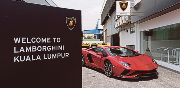 Lamborghini Launches Huracan Evo From Rm1 15m New Straits Times