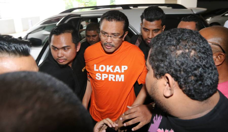 File Pix The High Court Today Uphold A Lower Courts Decision To Detain Datuk Abd Latif Bandi Centre For Seven Days Facilitate Malaysian Anti