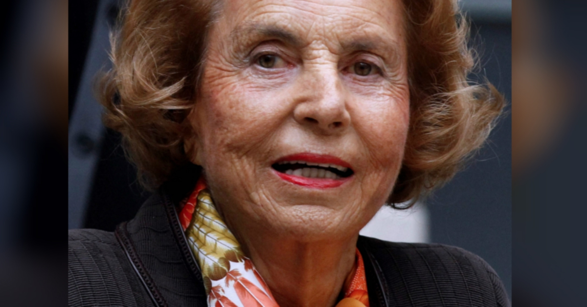 Billionaire L'Oreal heiress Bettencourt dies aged 94 | New Straits Times | Malaysia General Business Sports and Lifestyle News