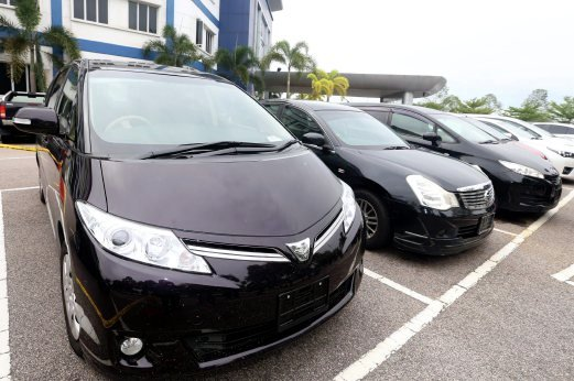 Luxury car theft syndicate used 'master key' to deactivate