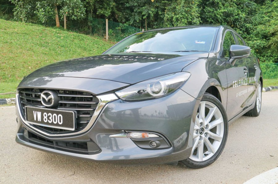 Effortless drive with Mazda3 GVC | New Straits Times | Malaysia