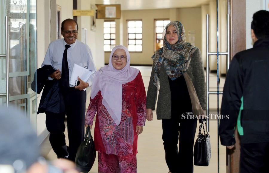 A prosecution witness today reiterated what the court had heard before, that the RM2 billion loan given by Retirement Fund Inc (KWAP) to SRC International Sdn Bhd was rushed. (NSTP/MOHD YUSNI ARIFFIN)