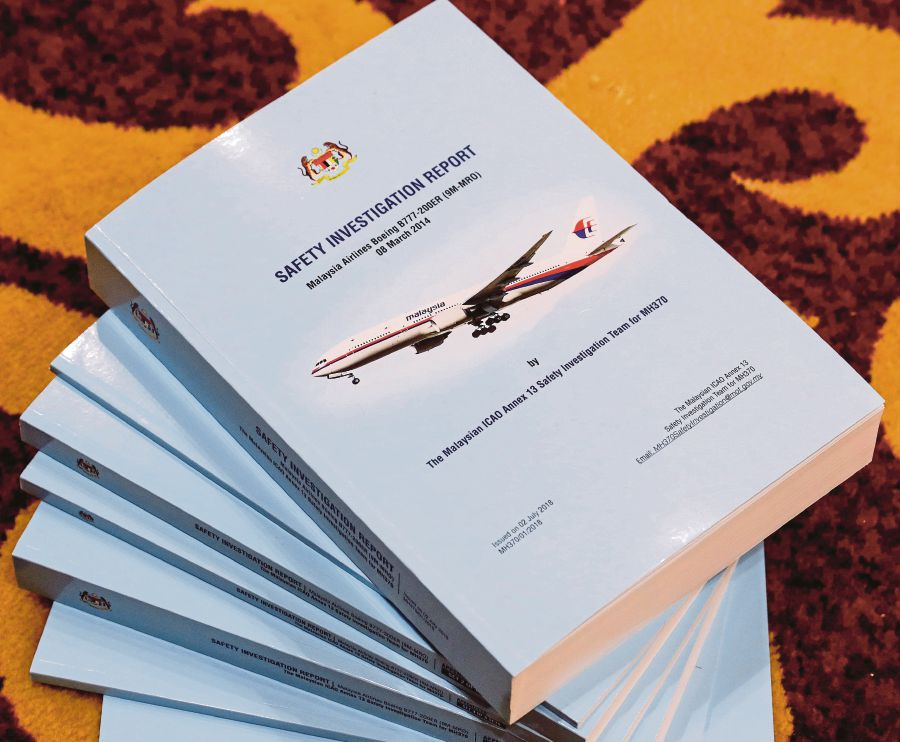 MH370 final report inadequate for next-of-kin as many