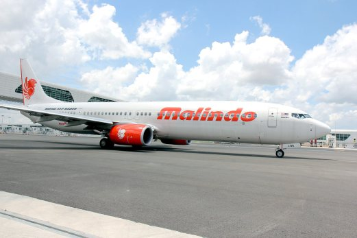 KK-bound Malindo flight forced to land in Kuching due to bad