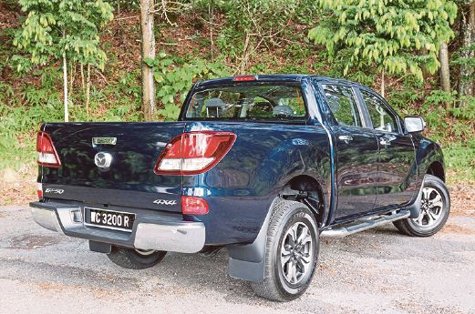 Mazda workhorse gets an upgrade   New Straits Times