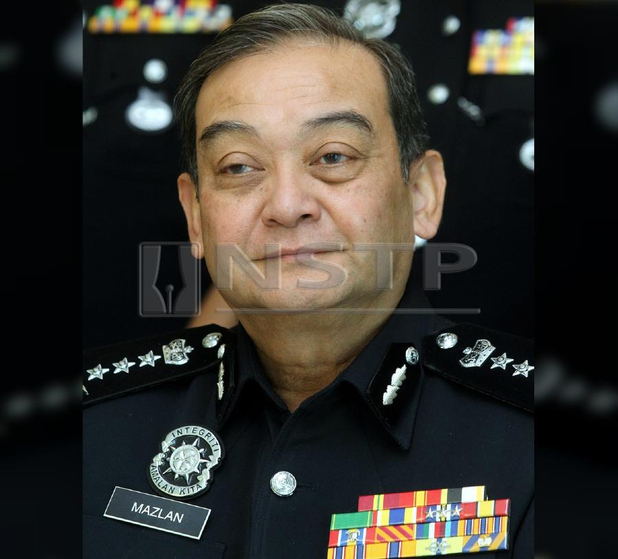 Selangor state police chief Datuk Mazlan Mansor said the three men, whom they believe to shed some light into the murder of M. Thiyahu, 30, were R. Logesvaran, 26; P.S. Tamil Kumaran, 33; and, another who goes by the name Sree. Pic by NSTP/INTAN NUR ELLIANA ZAKARIA