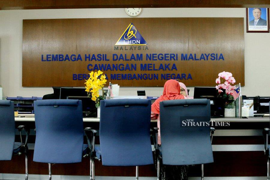 The government expects to collect RM244.5 billion in revenue in 2020, an increase of RM11.2 billion from 2019. - NSTP/File pic