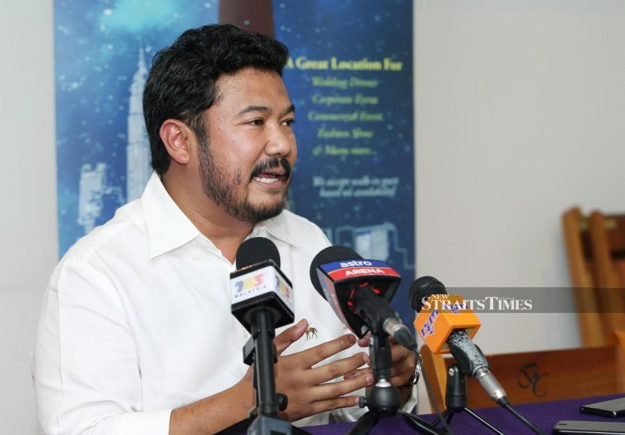 Malaysian Paralympic Council (MPC) president Datuk Seri Megat D Shahriman Zaharudin said associations representing para-athletes in respective sports will decide on whether to send representatives to the Philippines or to focus on the Paralympic qualifiers. - NSTP/Rohanis Shukri.