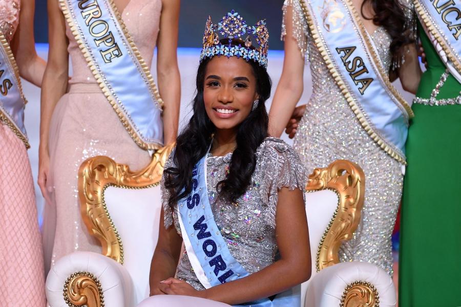 نتيجة بحث الصور عن Miss Jamaica