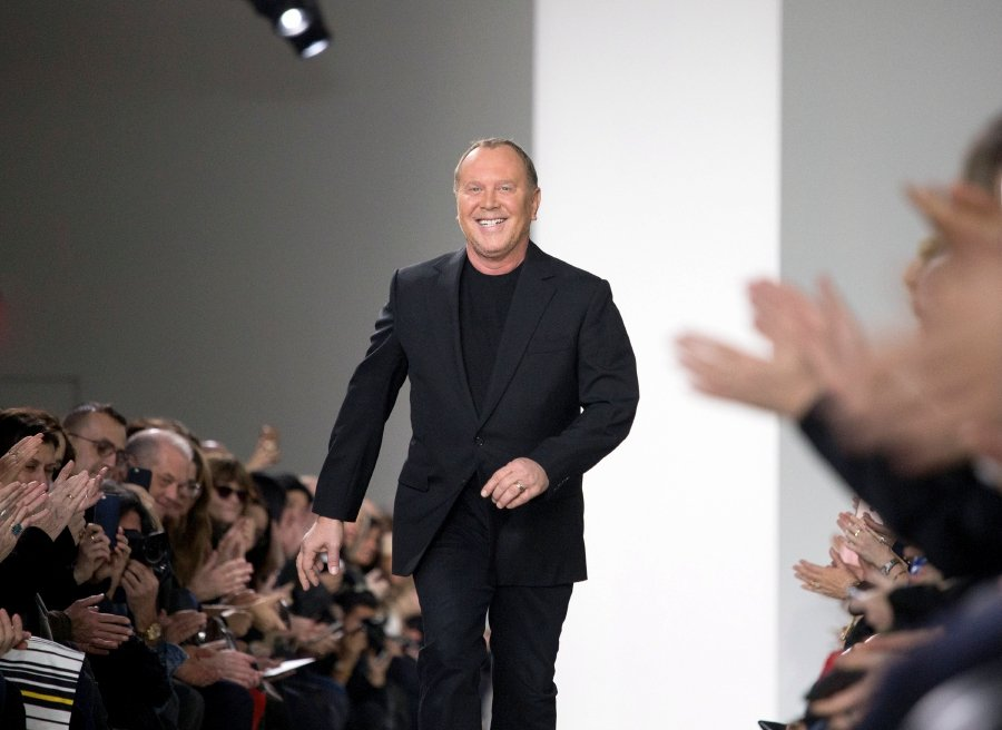 86294c1c57c0 (FILE) - US designer Michael Kors walks the runway after presenting his  creations at the New York Fall Fashion Week