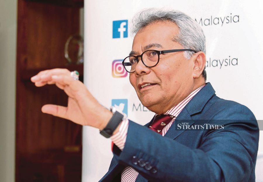 A total of RM90 million has been raised from SME Investment Partner (SIP) Programme, says Entrepreneur Development Minister Datuk Seri Mohd Redzuan Yusof. NSTP picture by EIZAIRI SHAMSUDIN.