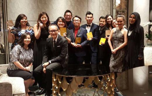Media Prima Labs Bag Four Gold Medals At Mob-Ex Awards 2017