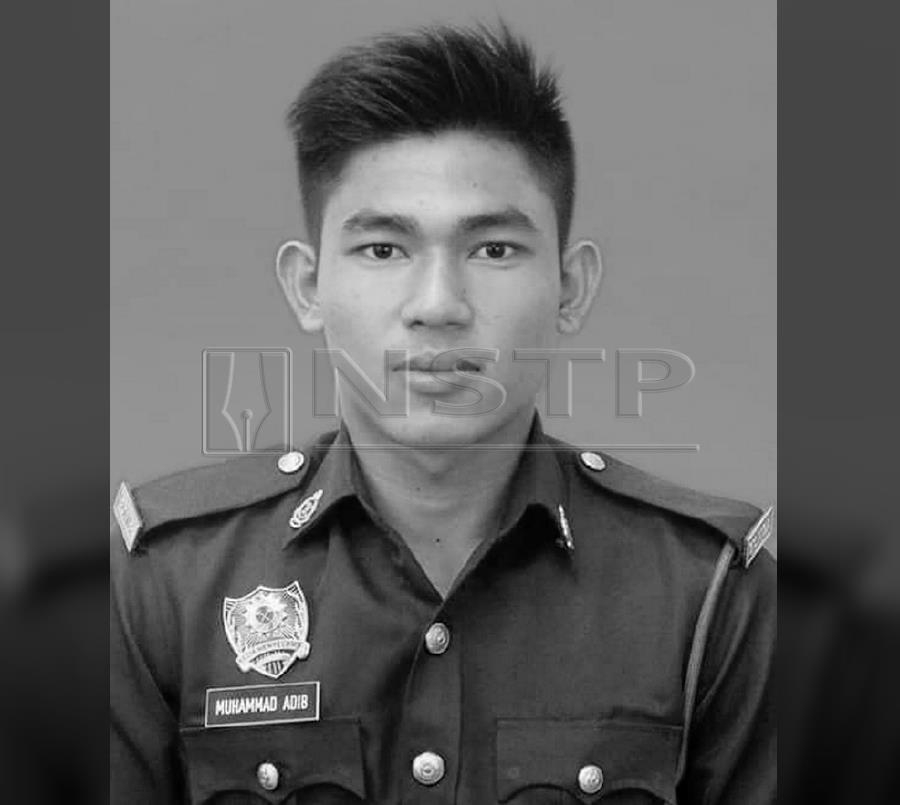 The inquest to determine the cause of firefighter Muhammad Adib Kassim's death which is ongoing at the Coroner's Court in Shah Alam will proceed, the Court of Appeal ruled after it denied an application to temporarily stay the proceedings. Pic by NSTP/GOOGLE IMAGES
