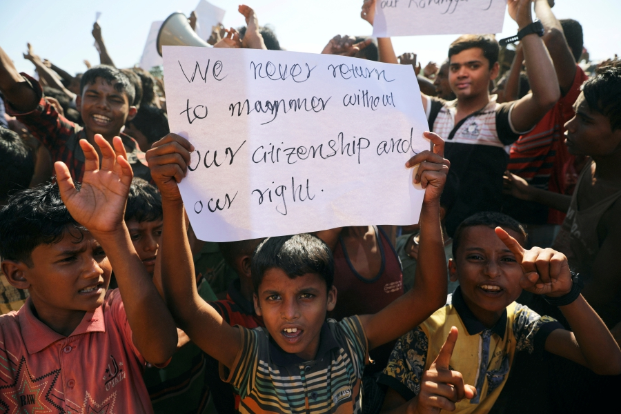 Expect Rohingya Muslims' lives to be snuffed out with impunity in Myanmar.-Reuters