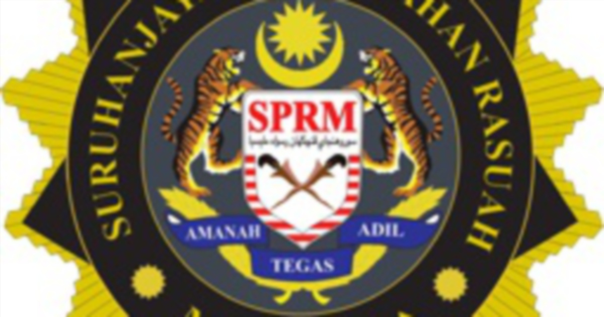MACC nabs 2 Perlis Fire and Rescue Department officers for allegedly taking RM1,200 bribe