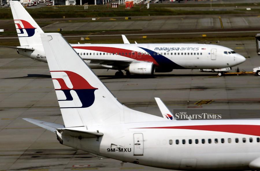Aviation analysts have called on Malaysian airlines particularly to re-adjust their capacity, focusing on more domestic routes, Indian and Indonesian markets as well as rescheduling new aircraft delivery this year. NST pix by Ahmad Irham Mohd Noor
