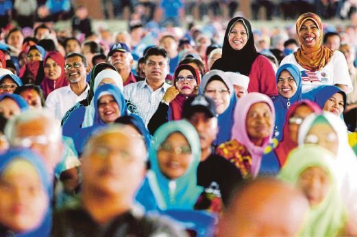 Education Department Sees Rise In >> Malaysia's population to reach 41.5mil by 2040 | New Straits Times | Malaysia General Business ...