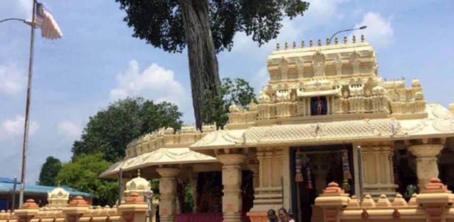 The annual Panguni Uthiram festival cancel. -NSTP File pic