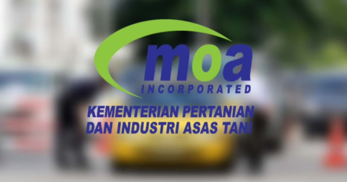 Mco Faq Agriculture And Agro Based Industry Ministry Moa