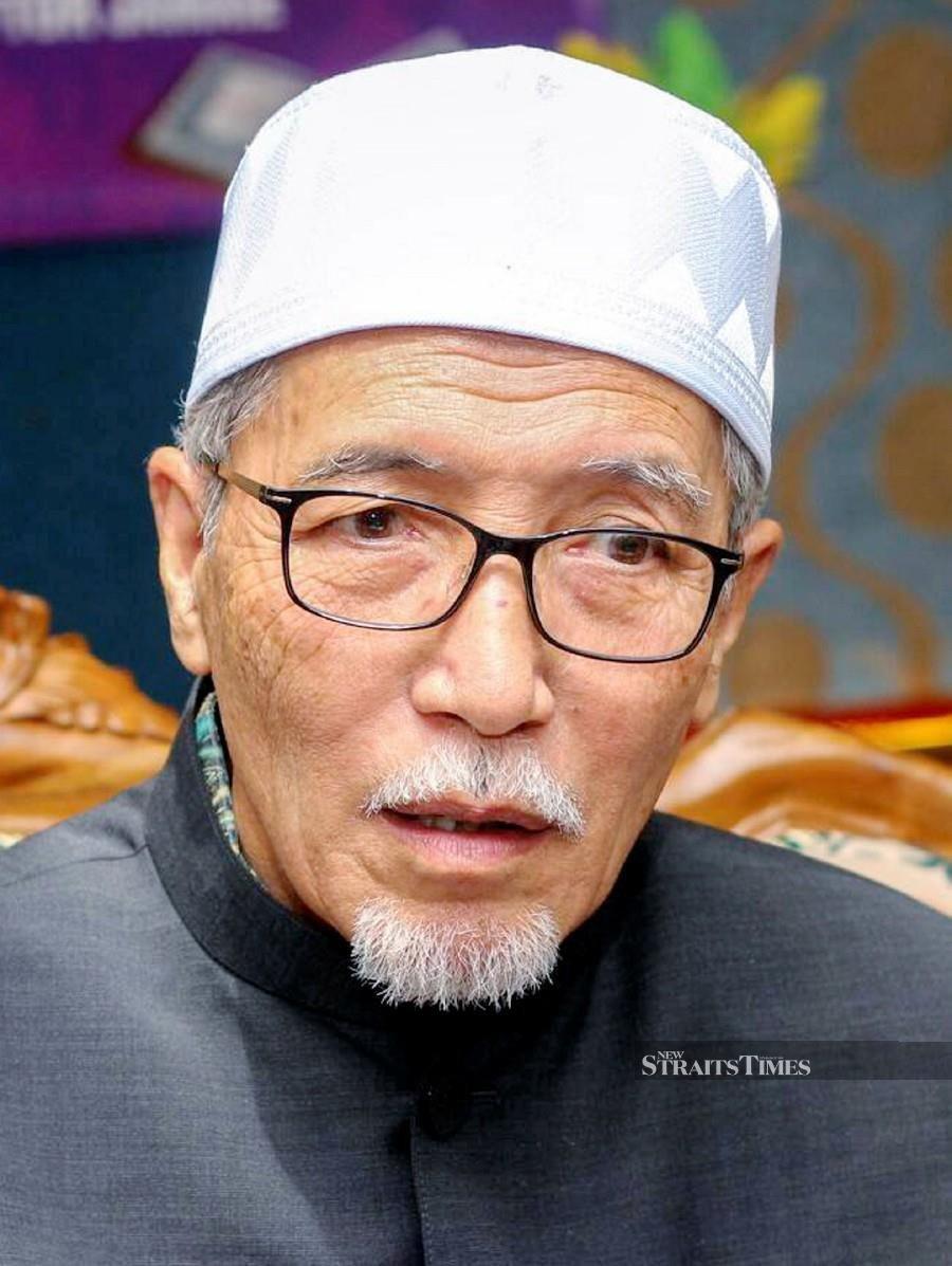 Kelantan mufti Datuk Mohamad Shukri Mohamad. -NSTP/File pic