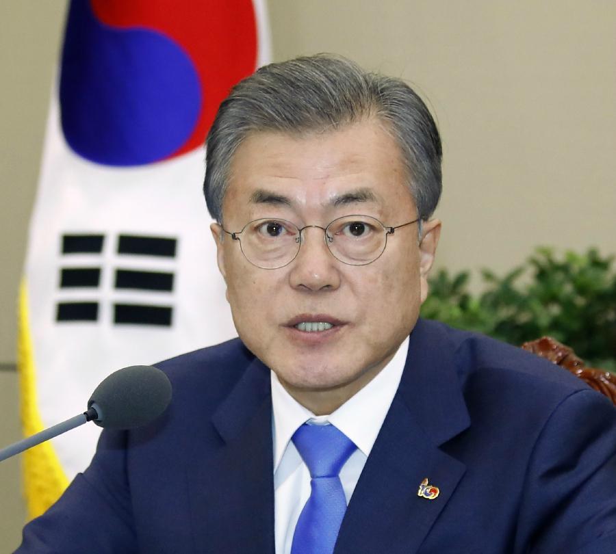 South Korean President Moon arrives in KL for state visit