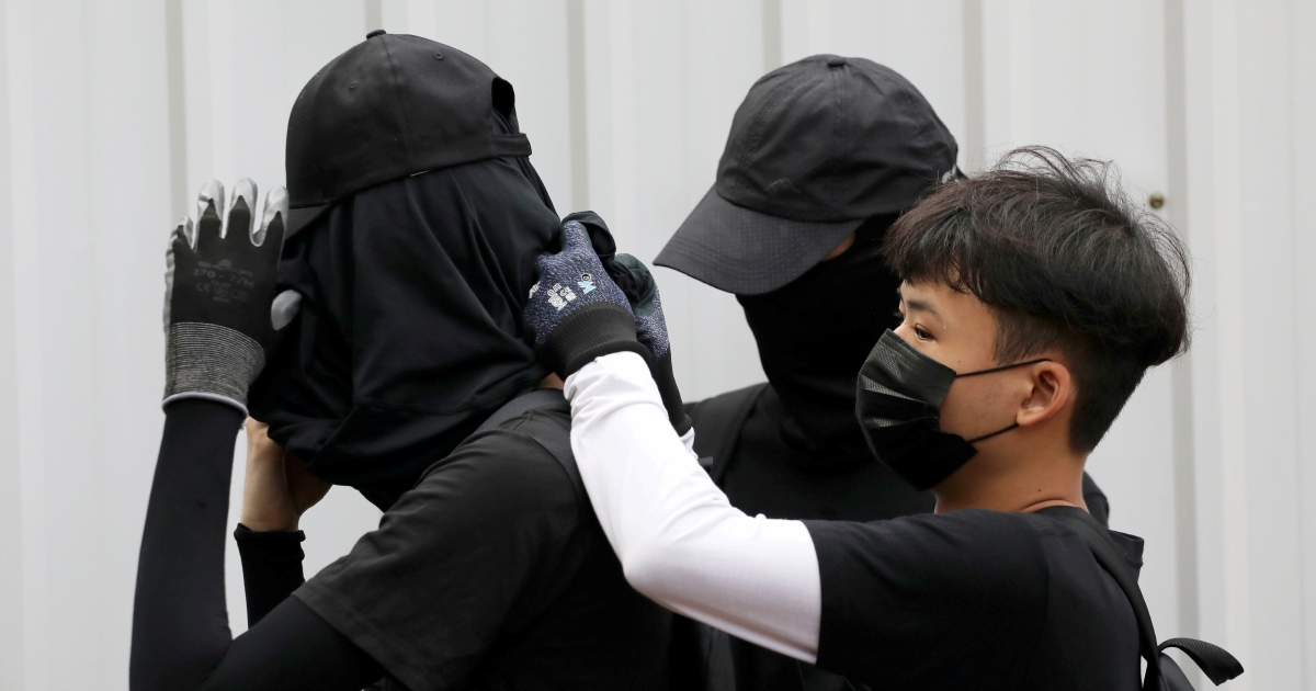 Murderer who triggered Hong Kong protests to face justice in Taiwan