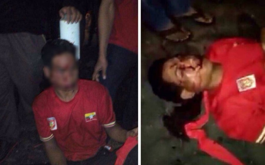 two-myanmar-football-supporters-beaten-up-after-football-match