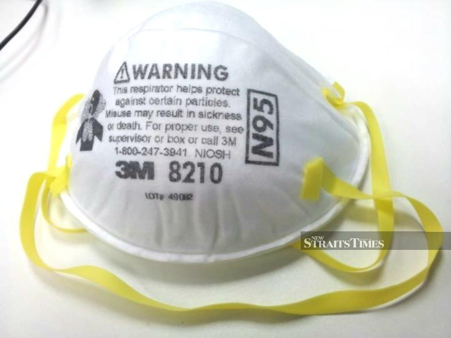 Control Five Price Under Of Straits Face Masks New Come Types