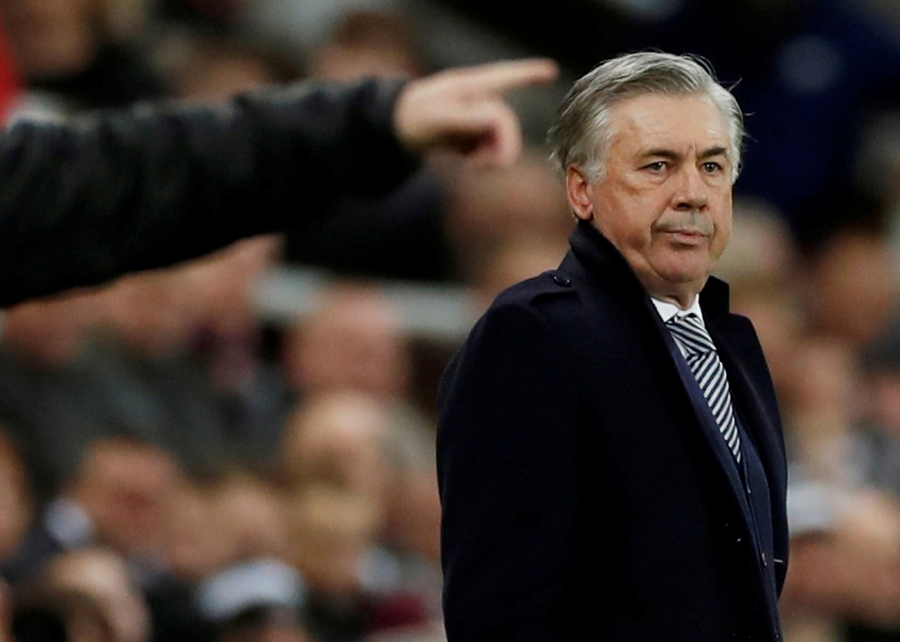 Man City clash will be good barometer of Everton's progress, says Ancelotti