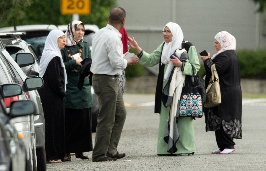 Nz Shooting Mosque News: Injured Malaysian In NZ Shooting Identified As MCKK