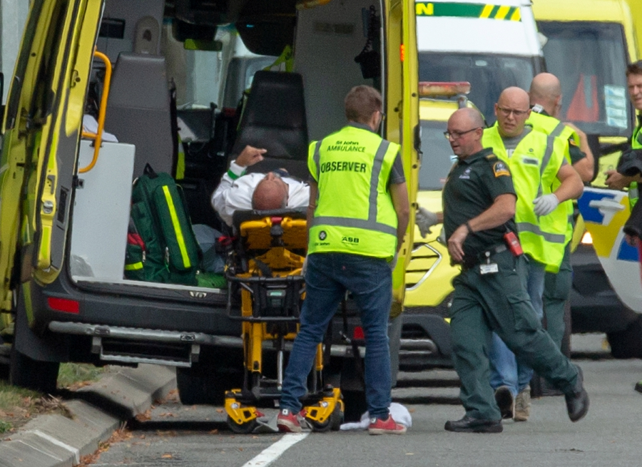 Image result for Christchurch Shooting