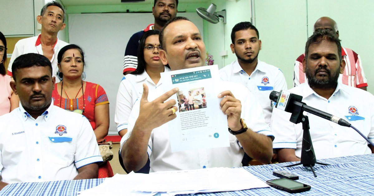 Indian NGO claims Seberang Prai councillors abuse powers, will lodge report with MACC