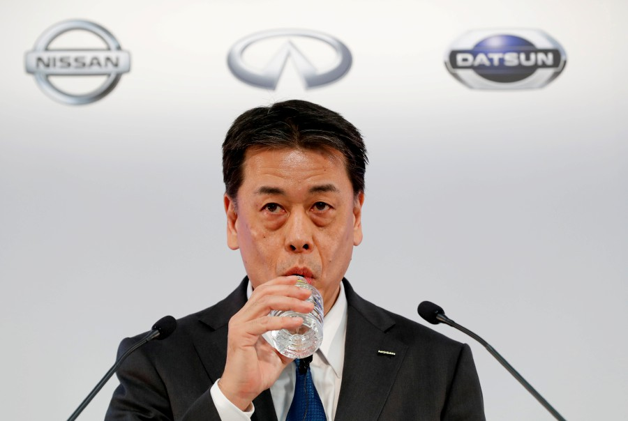 Nissan's new CEO Makoto Uchida doesn't have time to work his way into the job. He is effectively on probation and has a matter of months to show he can revive the ailing automaker, according to three people familiar with the thinking of some on the company's board. -- Reuters photo