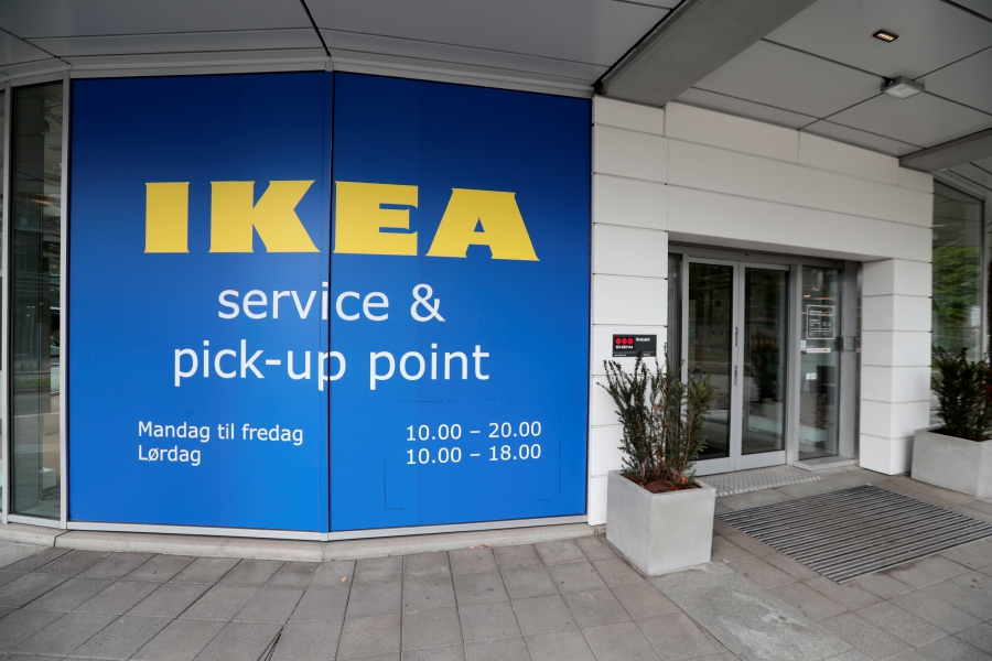 A View On Ikea Service And Pick Up Point In Oslo Norway 29 August 2018 According To Reports Announced That They Will Shut Down Three Places