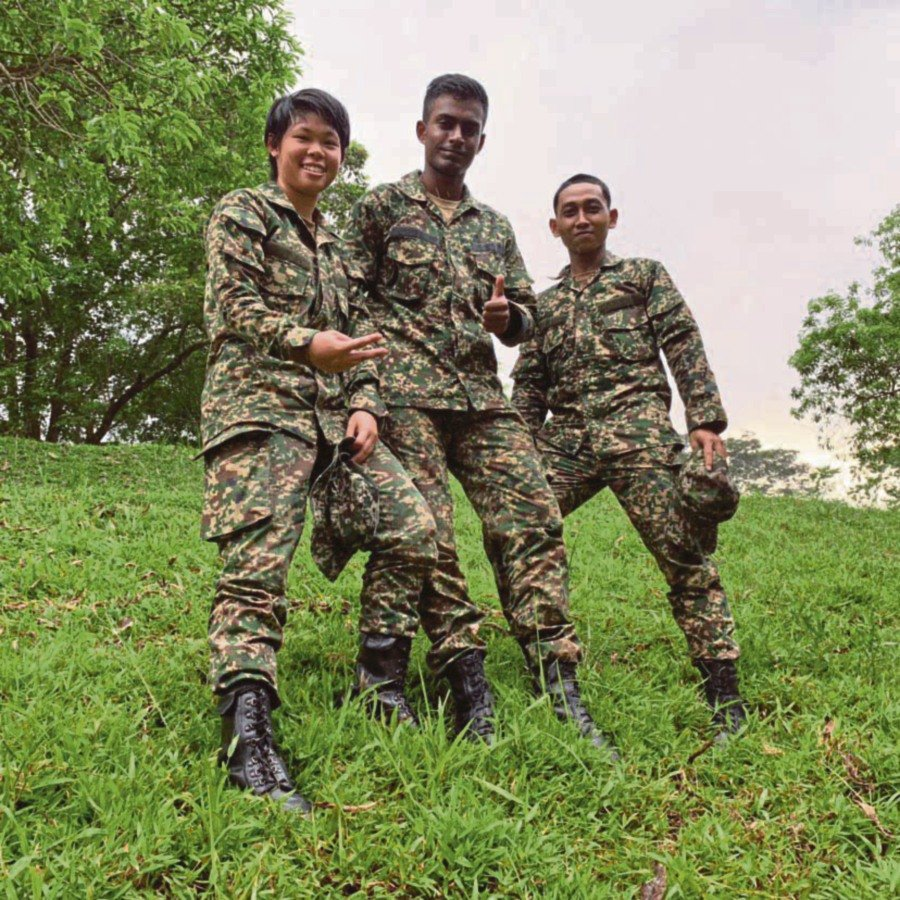 Realising their military dreams in the US | New Straits Times