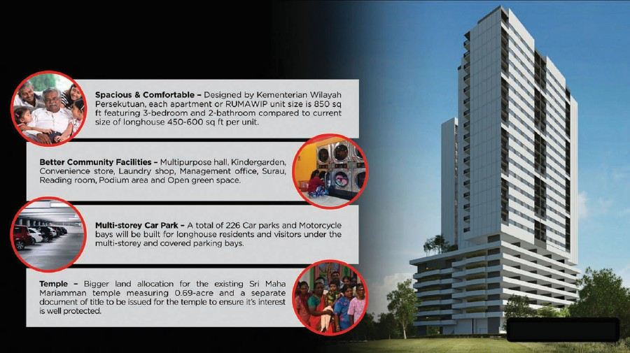 Taman Rimba Kiara Affordable housing (Source: Malton Bhd website)