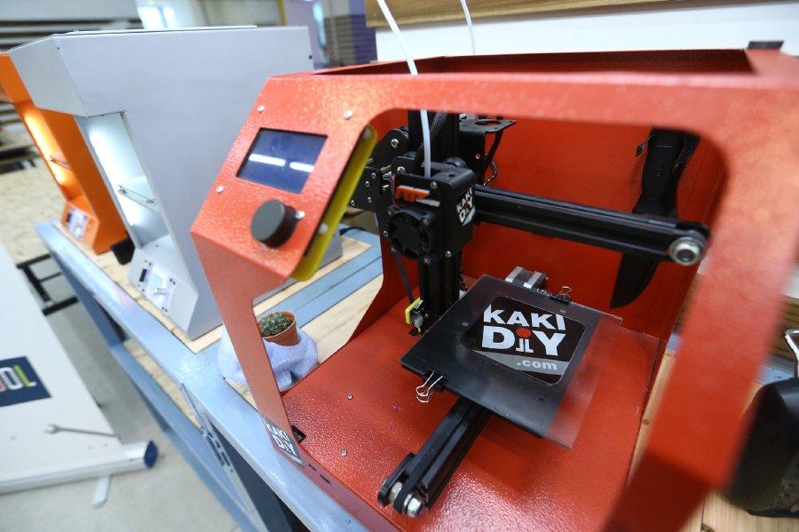 3D Printers.
