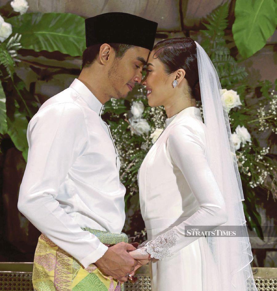 Aiman and Zahirah (NSTP/HAIRUL ANUAR RAHIM)
