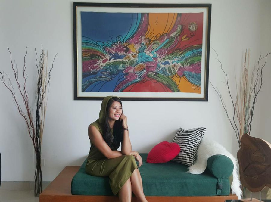 Nadya helps her clients beautify their interior spaces at an affordable price.