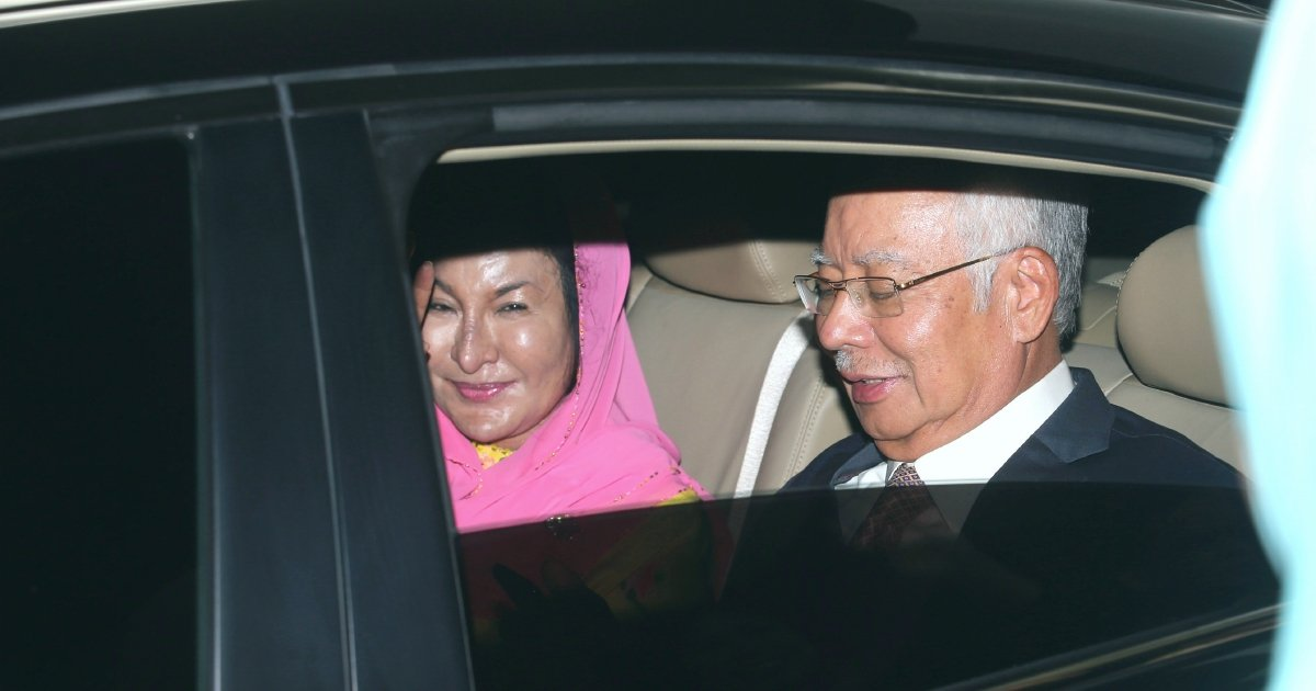 Najib, Rosmah to appear in Netflix crime series 'Dirty Money'