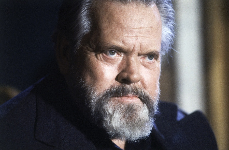 """FILE - This Feb. 22, 1982 file photo shows actor and movie director Orson Welles during a press conference in Paris. Netflix has acquired the global rights to Welles' """"The Other Side of the Wind'"""" and will finance its completion and restoration. Netflix' announcement Tuesday, March 14, 2017, brought to a close the decades-long mystery surrounding one cinema's greatest filmmakers. AP Photo"""