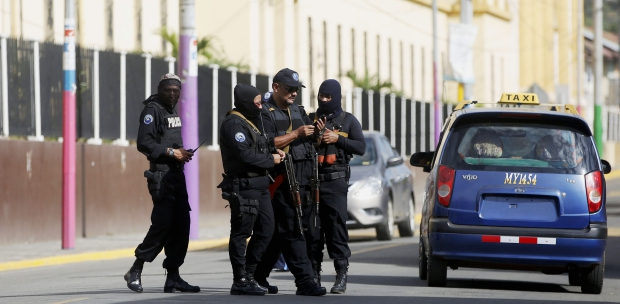 'Human tragedy' of Nicaragua violence claims 121 lives: rights group | New Straits Times ...