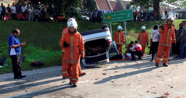Nigerian student killed in accident